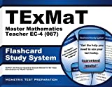 ec-4 math TExMAT flash cards study system