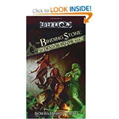The Binding Stone (The Dragon Below, Book 1) by Don Bassingthwaite