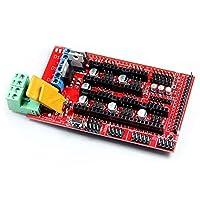 OSOYOO 3D Printer Controller RAMPS 1.4 Board Module for REPRAP MENDEL PRUSA Arduino by satisfyelectronics