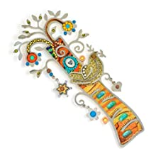 Seeka Tree of Life Mezuzah from The Artazia Collection M1305