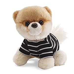 "Gund 5"" Itty Bitty Boo in T-Shirt Plush"
