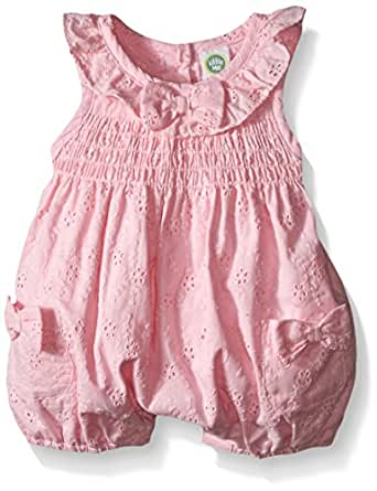She's not going to be able to tell you if her baby girl clothes are getting the job done right, so you have to turn to brands that you can trust to deliver top-of-the-line quality baby clothes for girls with fabrics that are soft to the touch and free of any dangerous chemicals or potential allergens.