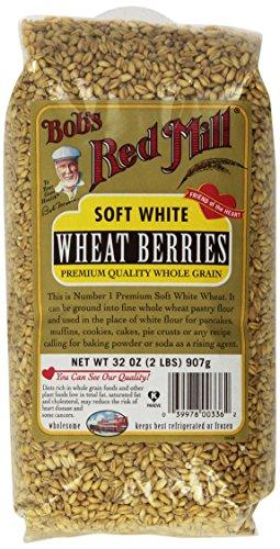 Soft white wheat berries recipe