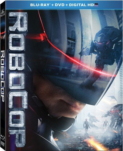 Blu-ray : Robocop (With DVD, Widescreen, Digital Theater System, AC-3, )