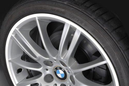 4 Pack Rimskins - Car Rim Protector (White) (White 20 Inch Rims compare prices)