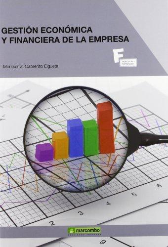 GESTION ECONOMICA Y FINANCIERA DE LA EMPRESA descarga pdf epub mobi fb2