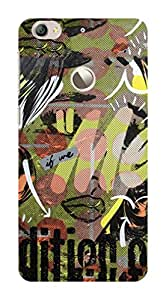 Koveru Designer Printed Protective Back Shell Case Cover for LeTV Le1S - Save me Girl