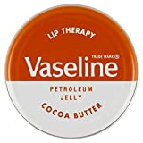 Vaseline Lip Therapy With Cocoa Butter Petroleum Jelly Pocket Size 20g
