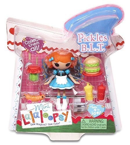 Mini Lalaloopsy Doll - Pickles BLT by MGA Entertainment (Mini Pickles Blt compare prices)