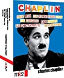 Chaplin - Le dictateur + Les temps modernes + La ruée vers l'or + Le cirque + The Kid [Blu-ray]