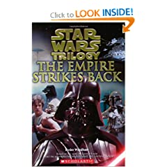 The Empire Strikes Back (Star Wars, Episode V) by Ryder Windham, George Lucas, Leigh Brackett and Lawrence Kasdan