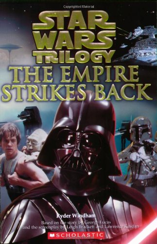 Cover of The Empire Strikes Back (Star Wars, Episode V)
