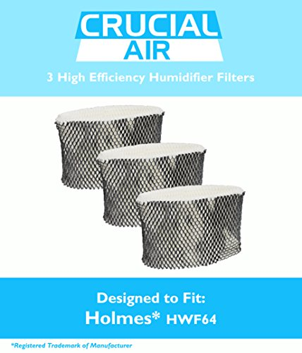 3 Holmes HWF64 Humidifier B Filters
