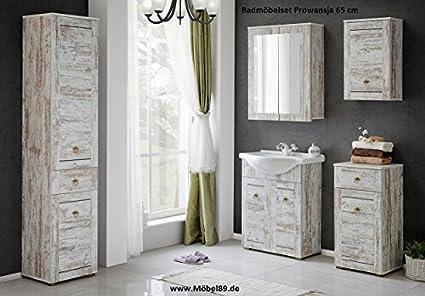 Bathroom furniture set Bath furniture Proswana 65 cm with Washbasin
