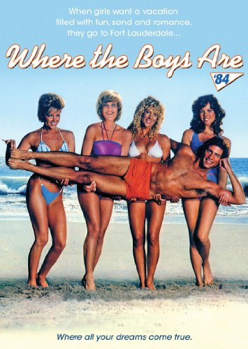 Where the Boys Are 84 [DVD] [Import]