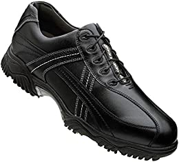Mens FootJoy Contour Golf Shoes Black