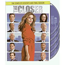 The Closer: The Complete Seventh Season