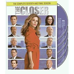 The Closer: The Complete Seventh Season movie