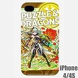パズドラ総選挙ケースfor iPhone4/4s 薔薇戦姫・グレイスヴァルキリー