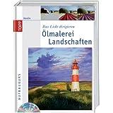 """�lmalerei Landschaften: Das Licht dirigieren-Aufbaukurs mit DVDvon """"Herdin"""""""