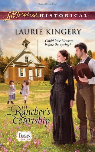 Image of The Rancher's Courtship (Love Inspired Historical)