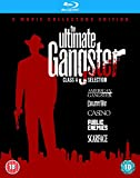 The Ultimate Gangster Collection 5 Film Set (American Gangster / Carlto's Way / Casino / Public Enemies / Scarface)