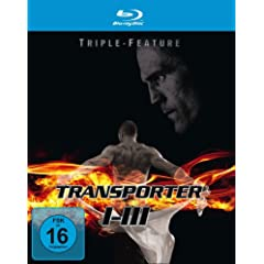 Transporter 1-3 - Triple-Feature (Blu-ray)