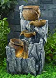 Cascading Urns Water Feature from Buttercup Farm