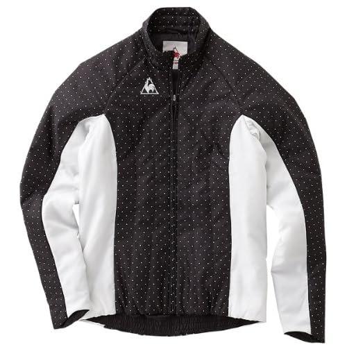 (ルコックスポルティフ)le coq sportif レディス 中わたアウタージャケット QC585333 BLK ブラック S