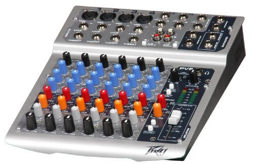 Peavey Pv8 Mixing Console