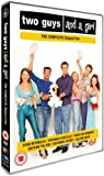 Two Guys and a Girl (Complete Season 4) - 4-DVD Set ( Two Guys, a Girl and a Pizza Place ) [ NON-USA FORMAT, PAL, Reg.2 Import - United Kingdom ]