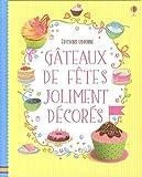 vignette de 'Gâteaux de fêtes joliment décorés (Abigail WHEATHLEY)'