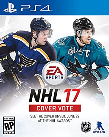 NHL 17 - PS4 [Digital Code]