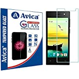 AVICA 2.5D Curve Premium Tempered Glass Screen Protector For Lava A76