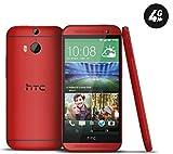 HTC One M8 - red - 16 GB - 4G - Smartphone