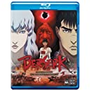 Berserk: The Golden Age Arc II - The Battle for Doldrey (BD) [Blu-ray]