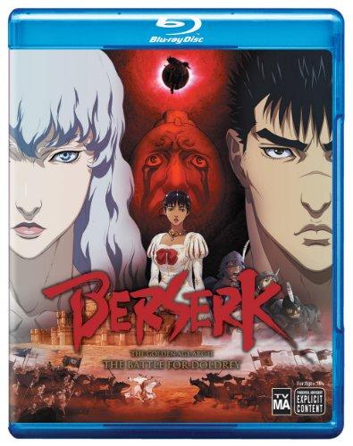 Berserk movie 2 br
