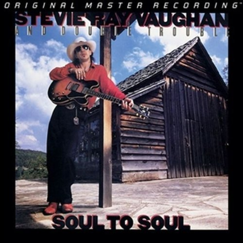 Soul to Soul Hybrid SACD - DSD Edition by Stevie Ray Vaughan (2011) Audio CD by Stevie Ray Vaughan