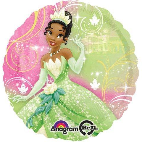 "Disney Princess & Frog Tiana 18"" Mylar Foil Balloon by CoolGlow"