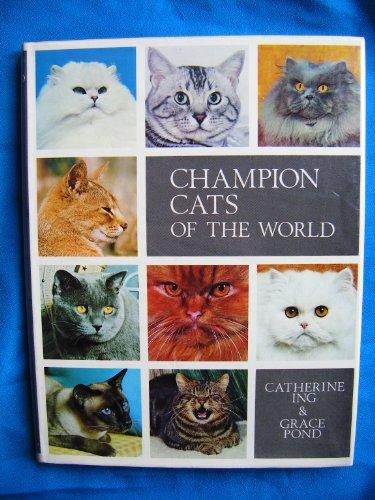 Champion Cats of the World (Harrap'S Minili)
