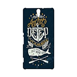 G-STAR Designer Printed Back case cover for Sony Xperia C5 - G6979