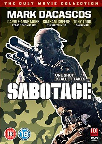 Sabotage [DVD] [Edizione: Regno Unito]