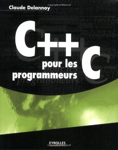 couverture du livre C++ pour les programmeurs C - 6ème Édition