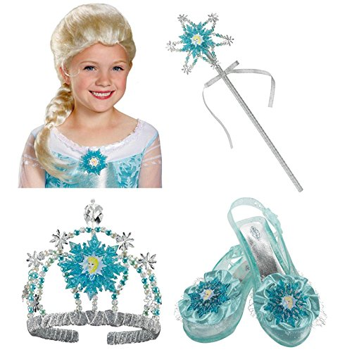 Frozen Elsa Accessories - Complete Kit