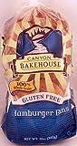 Canyon Bakehouse Gluten Free Hamburger Buns, 12 Oz.
