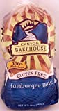 Canyon Bakehouse Gluten Free Hamburger Buns, 18 Oz.