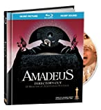 51q TkcsQGL. SL160  Amadeus (Blu ray Packaging)