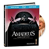 Amadeus (Blu-ray Packaging)