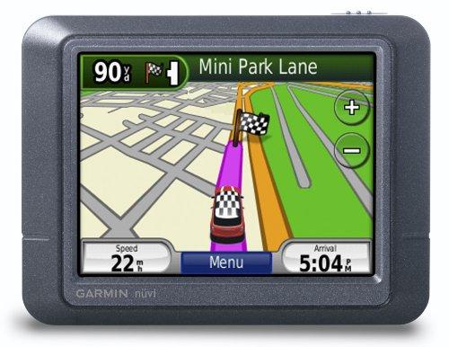 Garmin nüvi 255 Navigationssystem Europa mit