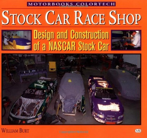 Stock Car Race Shop: Design and Construction of a NASCAR Stock Car (Cyclepro)